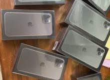هواتف iphone 11 برو ماكس للبيع جديد وأيضا مستخدم