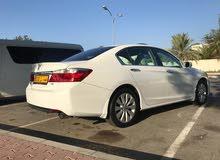 Gasoline Fuel/Power   Honda Accord 2014