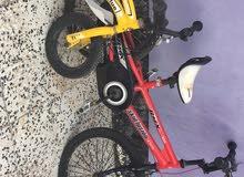 دراجات هوائية مستعمله