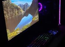 computer gaming and monitor gaming