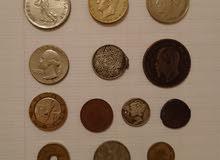 العملات القديمة للبيع