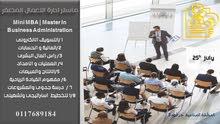 ماجستير إدارة الأعمال المصغر