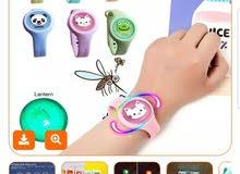 ساعة الاطفال الطارده للحشرات - Kids insect repellent watch