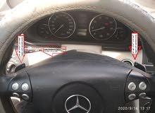 مرسيدس C200 kompressor coupe