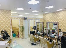 Salon in Dubai for urgent sale or partnership