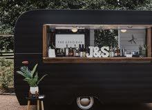 تفصيل وتصميم وتعديل وتصنيع عربات الطعام فود ترك food truck