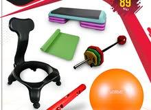 Dumbbell Set and Yoga Training Set