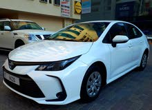 ALMOST BRANDNEW COROLLA 1.6 XLI 2020 GCC SPEC DUEL AC CRUISE NEW DESIGN NO ANY ACCIDENT SAME AS NEW