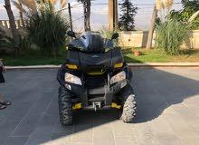 ATV magnum 2015