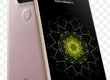 لون ذهبي LG G5