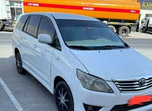 Toyota Innova 2013 for sale.