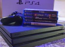 4CDs+PS4 PRO1000g((التوصيل مجاني))