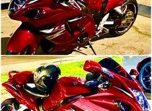 دراجة سوزكي هايبوزا 1300cc