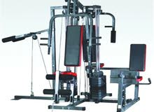 Home Gym 4 stations