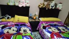 غرفه نوم اطفال أو شباب كامله