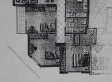 شقة 130 م