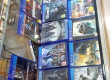 PS4 2ND HAND OR USED CD FOR SALE