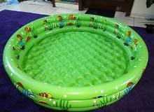 حوض السباحة دائري Ring pool