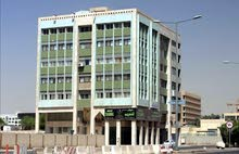 مكتب إداري 140م بشارع الضباب حي المربع