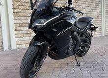 دراجه 650 gt