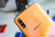 Samsung Galaxy A70 with box sell or exchange