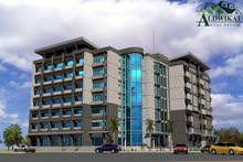 مجمع تجاري للبيع في منطقة العقبة بدخل جيد مساحة البناء 800 م