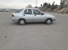 كيا افيلا قابل للبدل بسيارة أحدث مع دفع الفرق