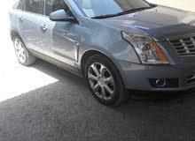 Cadillac SRX 2014 For sale - Blue color