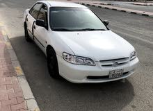 1999 Used Accord with Automatic transmission is available for sale