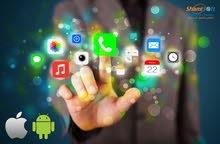 تصميم و برمجة تطبيقات الهاتف المحمول ios & Android