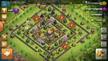 قريه clash of clans تاون 11