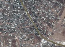 ارض من المالك مباشرةً مفروزة الحصن مطلة على شارع عمان