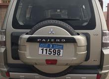 Gold Mitsubishi Pajero 2013 for sale