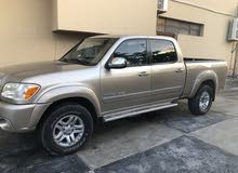 Yellow Toyota Tundra 2006 for sale