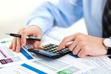 خدمات مالية للشركات والمؤسسات واعداد ميزانية معتمدة ت/97517976