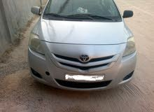 Silver Toyota Yaris 2007 for sale