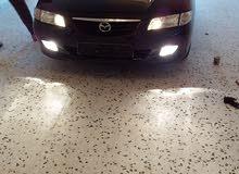 Mazda 626 2003 For sale - Black color
