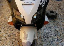 Honda motorbike for sale made in 2015