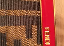 second Hand use Fendi multicolour tote