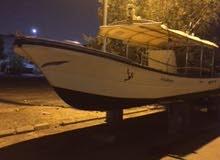 قارب لنش بوت ياماها 31 قدم اليوسف YAMAHA
