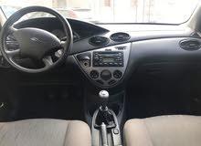 فورد فوكس  للبيع موديل 2003 ماشيه 160الف  محرك 16 سياره الله يبارك