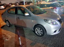 Silver Nissan Sunny 2014 for sale