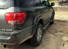 0 km mileage Toyota Sequoia for sale