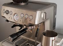 Espresso machine  ( breville (Sage) barista express)