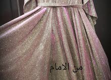 للبيع فستان حفله استعمال 3 ساعات فقط