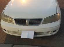 للبيع سيارة نيسان صني 2005