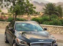 Brown Hyundai Genesis 2015 for sale