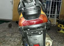 Yamaha motorbike available in Baghdad