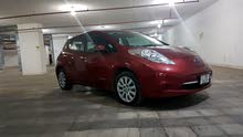 Used condition Nissan Leaf 2015 with 50,000 - 59,999 km mileage