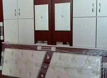 غرف نوم جديده مع التركيب والتوصيل 0536889073